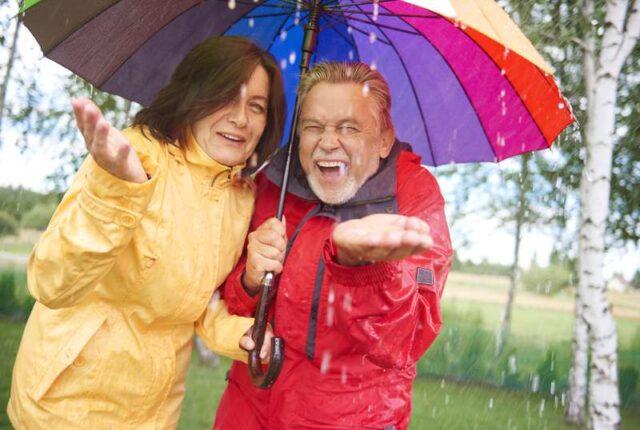 équipement de pluie