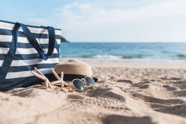équipement pour aller à la plage