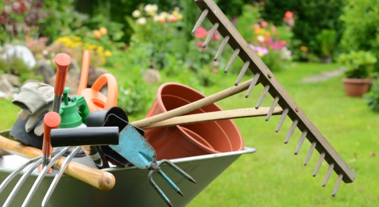 euipement jardinage