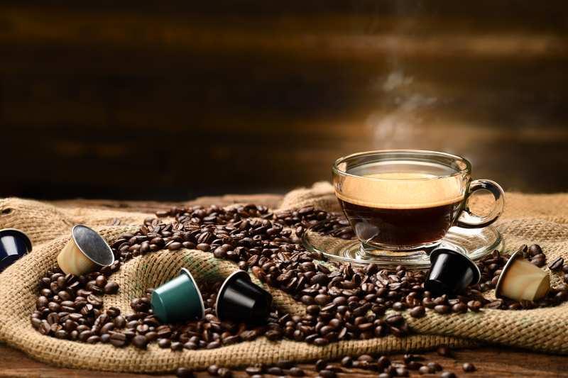 café capsule nespresso